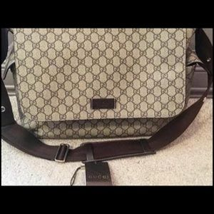 4f3b72ae1 Gucci Bags   Diaper Messenger Bag   Poshmark